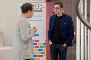 Lars Grässer and Pascal Hesse